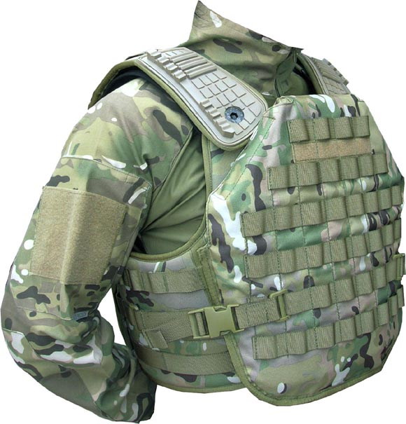 Bulletproof Vest Market | Growth, Trends, and Forecast ...