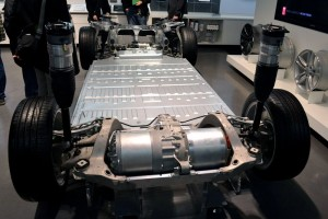 Tesla Motors Graphene Battery
